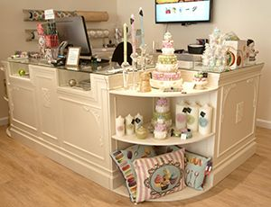 Interior Decorations Retail Store Shabby Chic