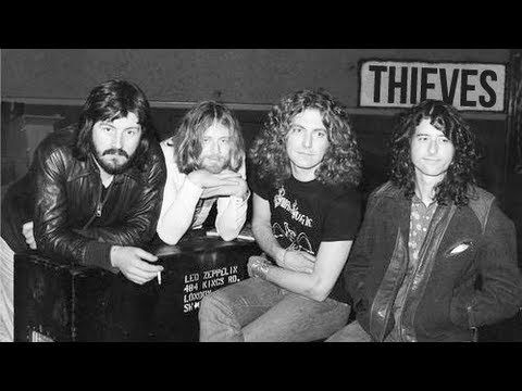 All of Led Zeppelin's songs are stolen!