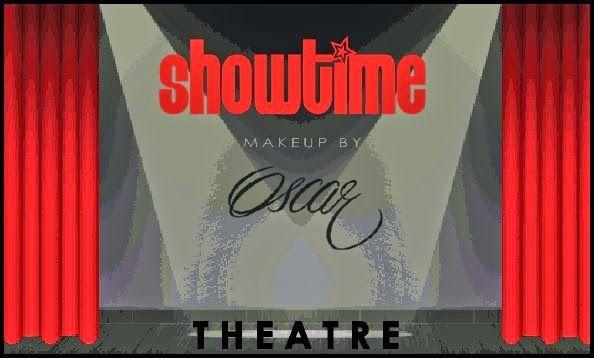 OS: Bogármese/smink: Oscar Larion Színházi produkciókhoz is terveztem sminkeket. A színház az én templomom!