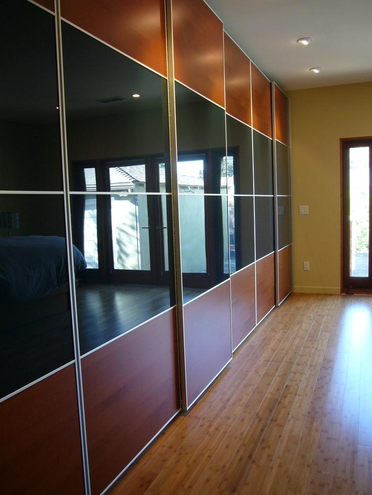 Gamlieli Residence Master Bedroom Closets Carolina