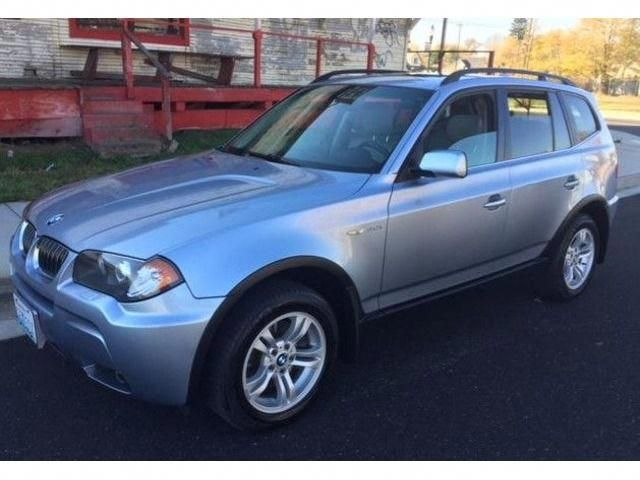 2006 Bmw X3 All Wheel Drive Customvwtouareg With Images
