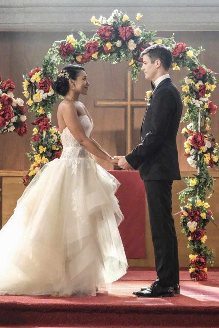 Barry and Iris's Wedding on The Flash Will Get Your Heart Beating