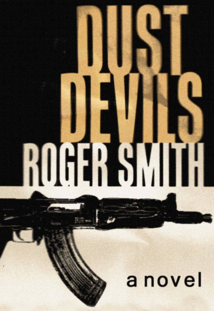 Dust Devils by Roger Smith. South African (Cape Town) crime writer who is getting a lot of international attention.