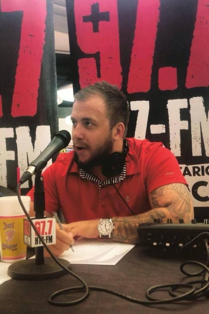 Tragically Hip Tickets Scalper Gets A 'Big FU' From Ontario Radio Station