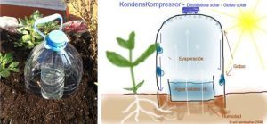 kondenskompressor. Goteo Solar