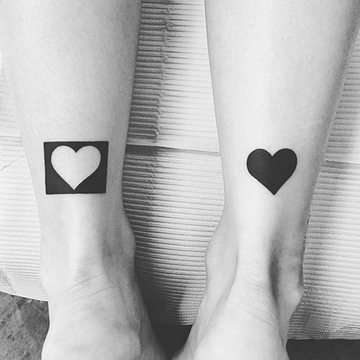 """""""With, or without You…"""" Heart cut-out tattoo by Hector DanielsatBang Bang NYC.  http://tattooideas247.com/heart-cut-out/"""