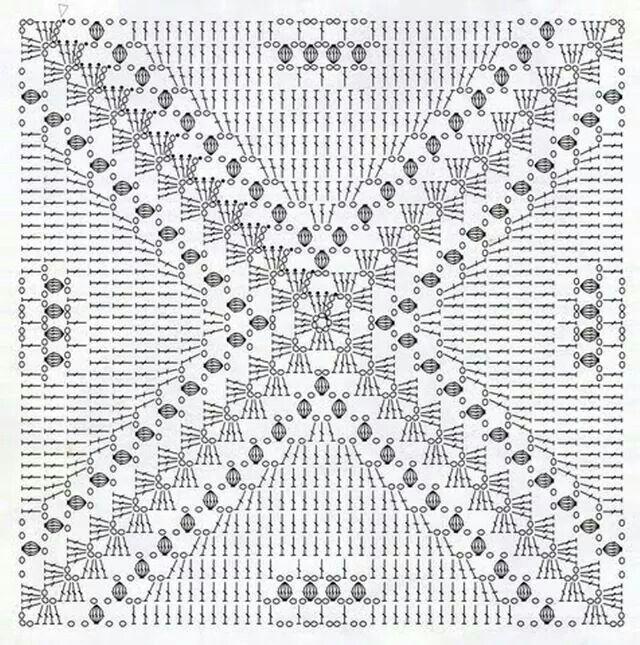 450 best Crochet images on Pinterest   Chrochet, Clothing apparel ...