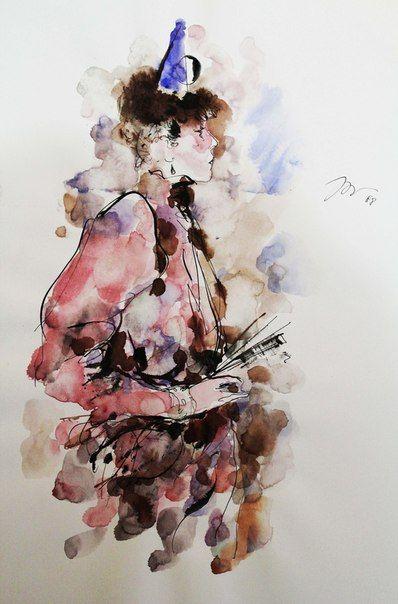 Парад гениев. Художник Рустам Хамдамов - НА ВЕРШИНАХ МИРА