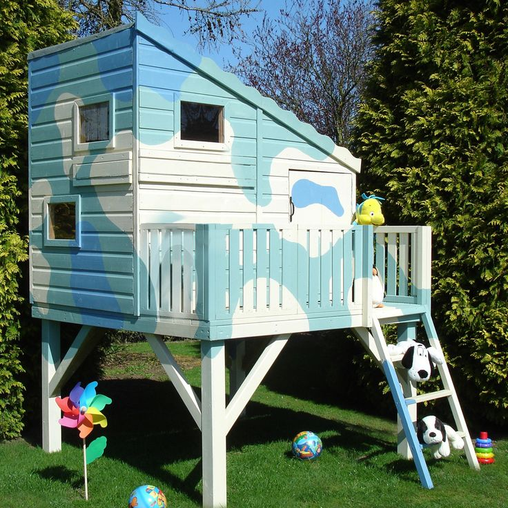 1000+ Images About Kid's Playhouse On Pinterest