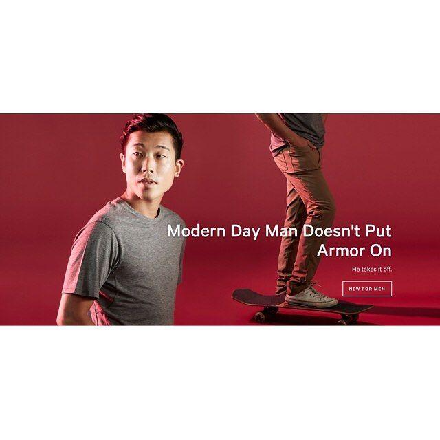 lululemon  Modern Day Man Doesn't Put Armor On  朴玉順が撮影致しました。 http://www.lululemon.com.hk  #lululemon #pakoksun #アジア
