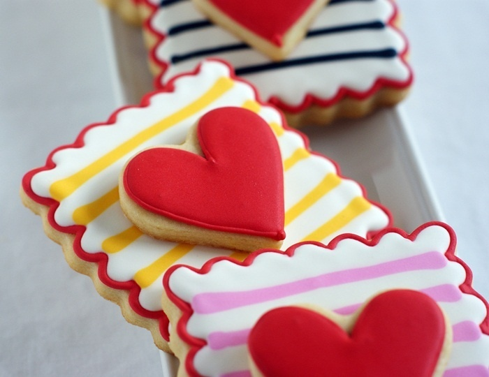 valentine's day biscuit recipes