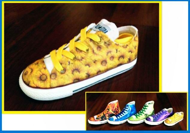 Customize your Sneakers - step by step photo tutorial - Bildanleitung - page 67