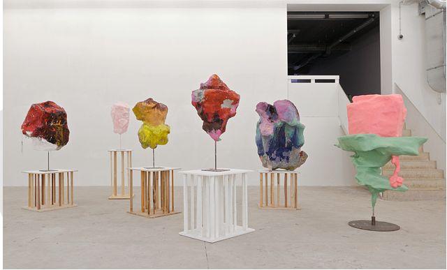 Franz West Sculpture: Franz West Exhibition, Artist Artist Work, Artists Work, Sculpture Art