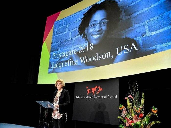 Η νικήτρια του βραβείου Astrid Lindgren #Readers #Books