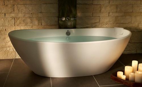 MTI Whirlpools Elise 3 MTCT-128 - eclectic - bathtubs - other metro - Next Plumbing Supply