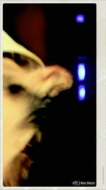 Buy 'Prototype for a Liverpool Vampire' by Ras Steyn - Abstract Photo: 240 x 420mm - Signed & Certifiedfor R475.00