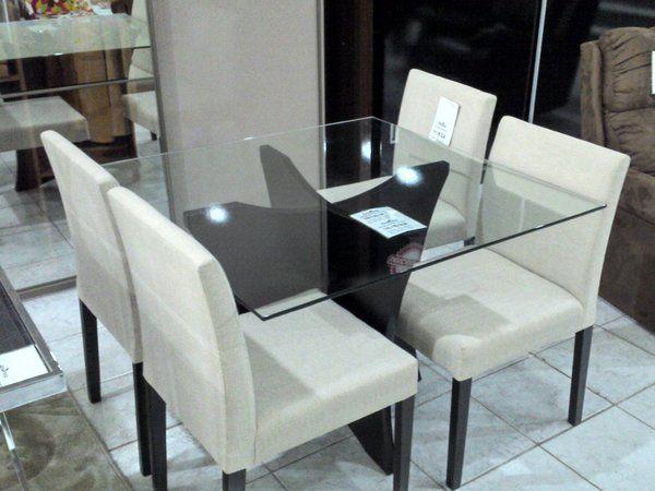 mesa de jantar 4 lugares pequena - Pesquisa Google
