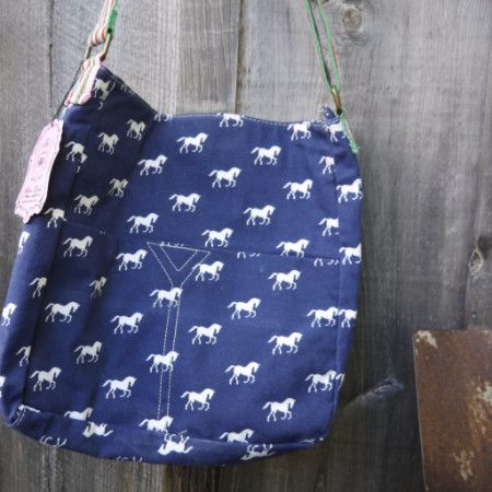 The Giddy Up and Go Messenger Bag - Pony Express Girls Canada - 5