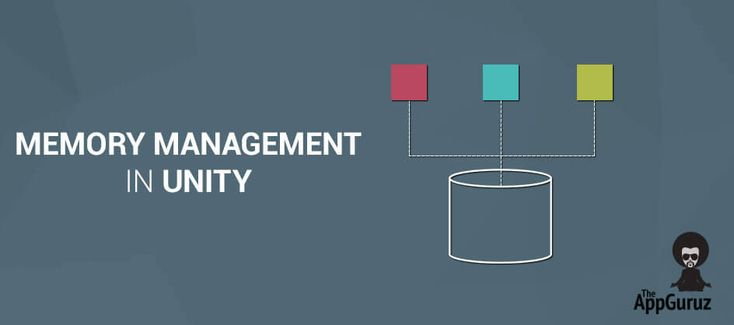 Memory Management in Unity Tutorial. Memory Management in Unity example. How to utilize optimum memory in Unity. Memory Management Unity Project.