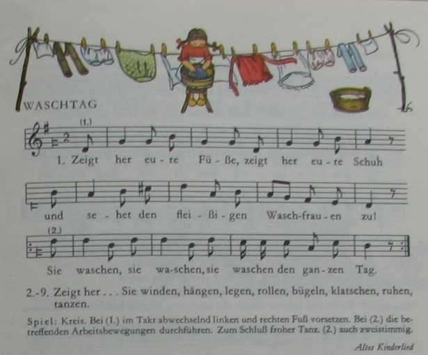 Unser Liederbuch für Baden von 1965 www.eichwaelder.de