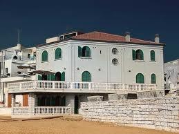 Punta Secca, Sicily.  La casa del Commissario Salvo Montalbano.