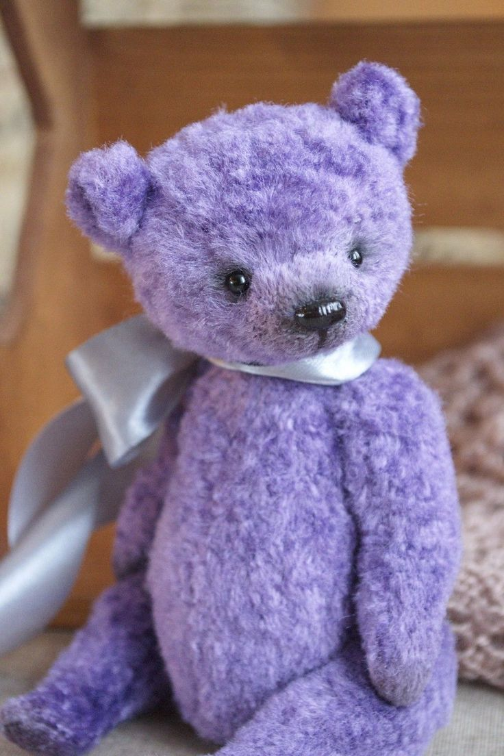 OOAK Teddy Bear by Irina Donskaya collectible toys handmade   eBay