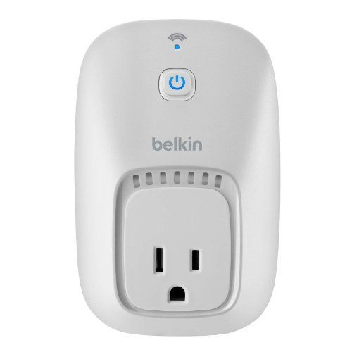 Belkin WeMo Home Automation Switch for Apple iPhone, iPad, and iPod touch: MP3 Players & Accessories