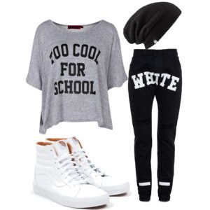 Too Coool For School