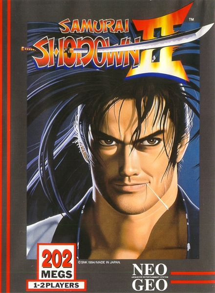Samurai Shodown 2. My favorite Samurai Shodown, no, my favorite SNK game period. It was the first time that I felt that someone other than Capcom could get the fighting feeling just right. It's predecessor was good, but this one took it to the next level.  Cham Cham FTW! // ★★★★★