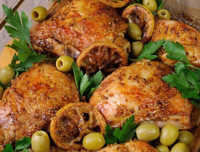 Citromos sült csirke Recept képpel - Mindmegette.hu - Receptek