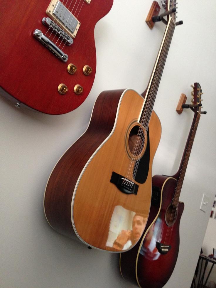 guitar home decor my new room