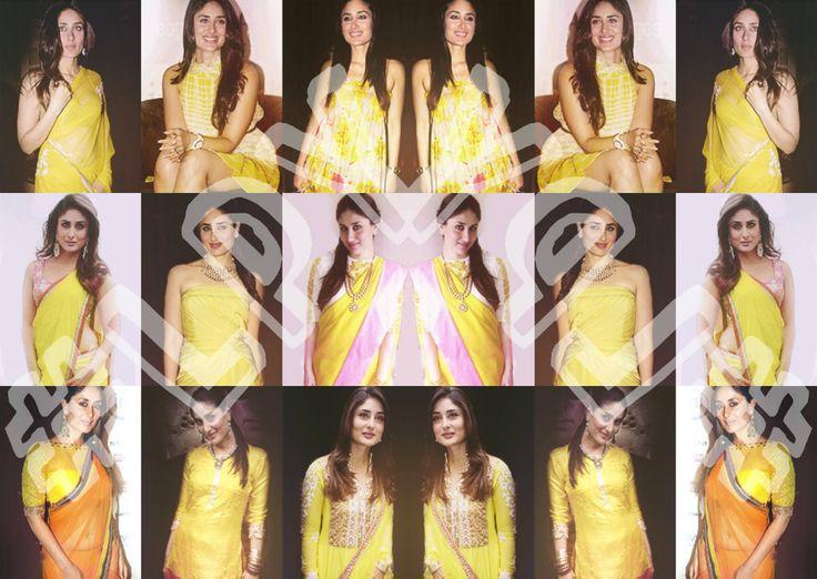 Yellow dress #KareenaKapoorKhan #Bollywood #Capture #Edit #LPY