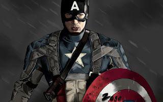 Zoge: captain america