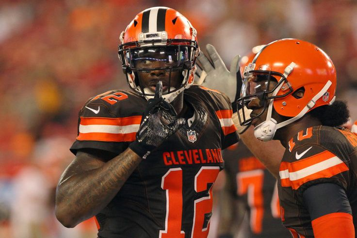 "Browns' HC Hue Jackson says team ""moving on"" from WR Josh Gordon = This is most likely the end of the line for Browns' WR Josh Gordon, at least in Cleveland. The former Baylor star, who ran into trouble in college and was taken in the supplemental draft, recently went back into rehab. He hasn't played....."