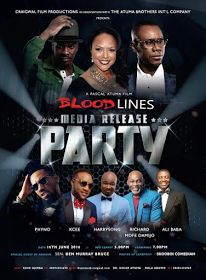 Phyno  Kcee & Harrysong Set To Light Up Bloodlines Movie Release Party   Phyno  Kcee & Harrysong Set To Light Up Bloodlines Movie Release Party  Nigerian music superstars Phyno Kcee & Harrisong are set to light up the Bloodlines Movie media release party alongside Celebrity Host Ali Baba Guest of Honor Richard Mofe Damijo and Special Guest of Honor Senator Ben Murray Bruce. The star studded party will take place on Thursday the 16th of June at the prestigious Civic center. SkooBoi Comedian…