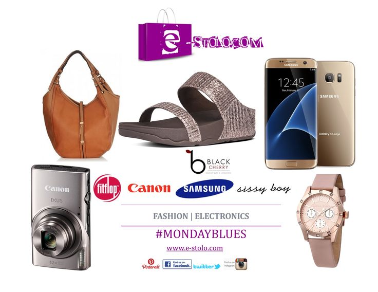 Skip the Monday blues with these exciting products from e-stolo.com#NoQueues#ShoppingOnline#LifeMadeSimple