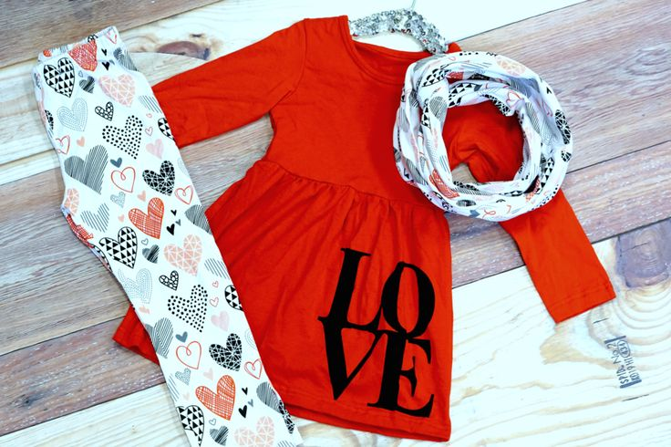 Love Tunic Set: starting at just $11.70 this week only!