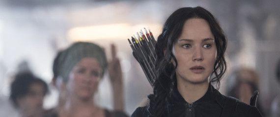Here's The Full 'Hunger Games: Mockingjay - Part 1' Trailer new trailer lol