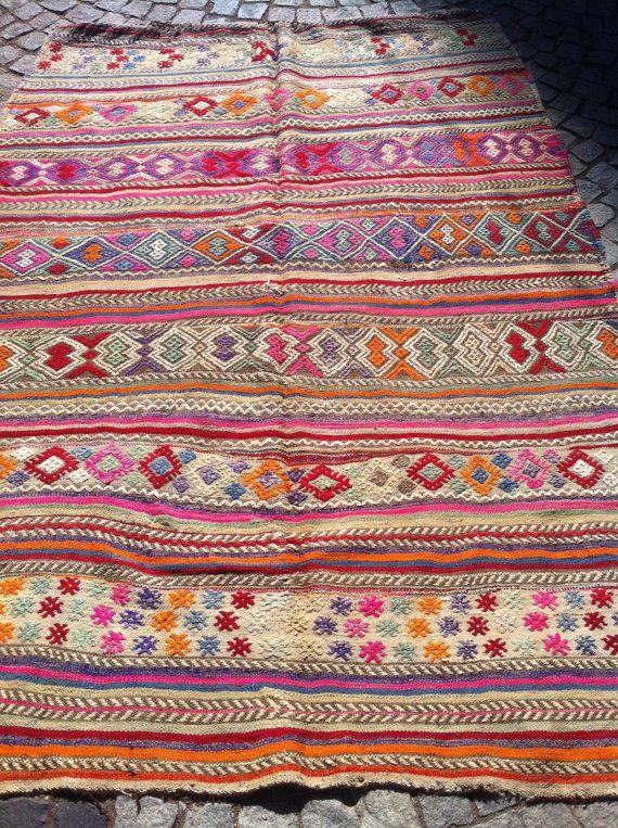 1000+ ideas about Kilim Rugs on Pinterest | Bathroom rugs, Large bathroom  rugs and Wood floor bathroom