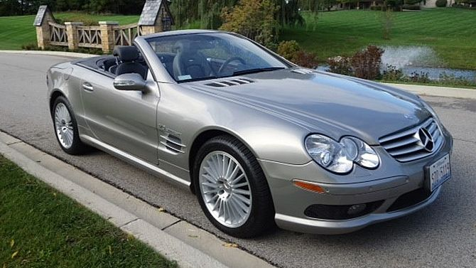 2003 Mercedes-Benz SLK55 AMG | Mecum Auctions