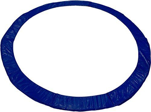 14' Trampoline Safety Pad - Spring Cover by Upper Bounce. 14' Trampoline Safety Pad - Spring Cover.