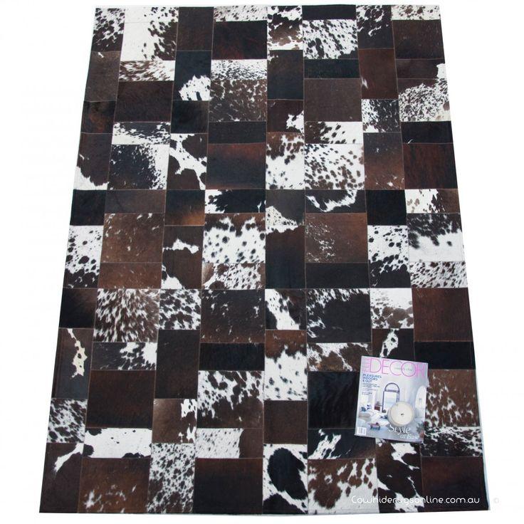 Safavieh Handpicked Hacienda Argentinian Zebra Print: 9 Best Patchwork Cow Hide Rugs Images On Pinterest