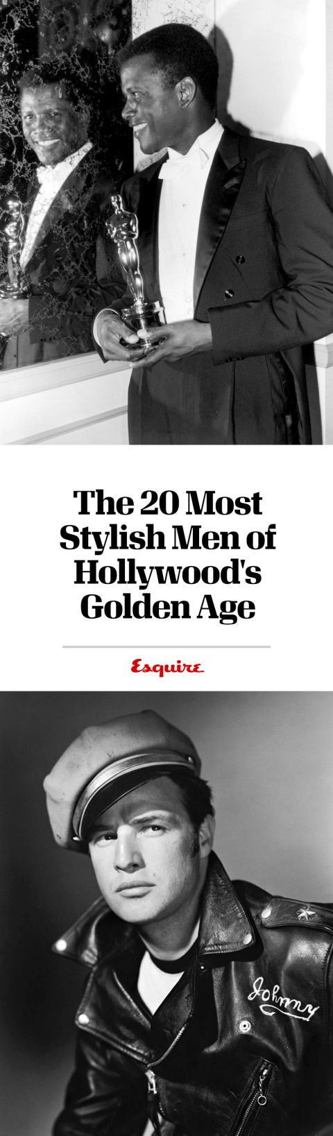 The best-dressed men to ever grace the silver screen