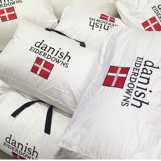 Don't miss our big Danish Quilt Sale - ends Oct 31  great savings on luxury goose down quilts for all seasons ❄️☀️and body temps + pillows and microfibre quilts too Yahoo! It's online and in store #quilts #danish #goosedown #luxury #bed #bedding #investinquality #thebedspreadshop
