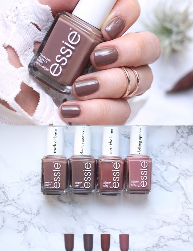 essie – truth or bare (Sammlung wilder Akte) | Vergleiche – Nails