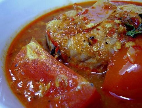 ikan asam pedas#fish#spicy#indonesia#manado food