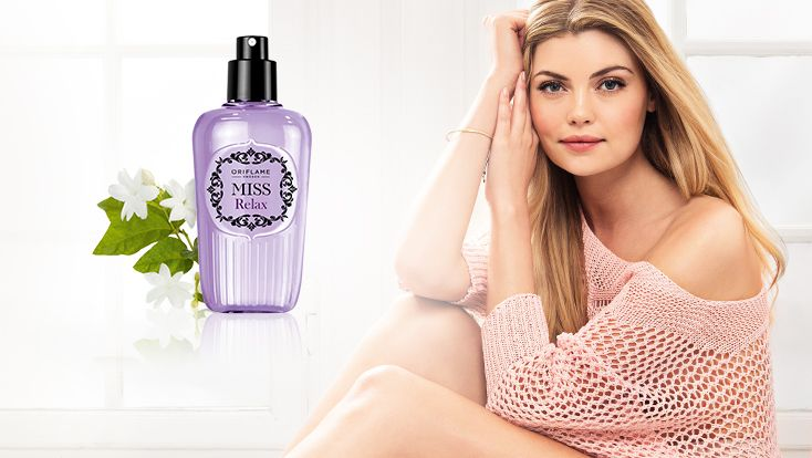 Miss Relax | Oriflame Cosmetics