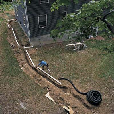 20 best repair and maintenance for the home images on for Fix drainage in yard