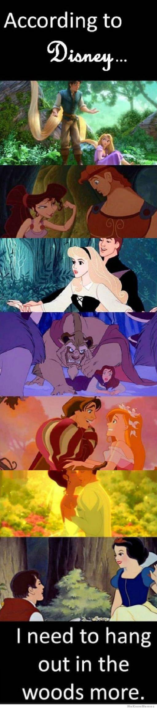 According to Disney (;
