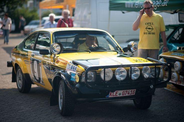 Opel Kadett GT/E, ex- Safari 1976
